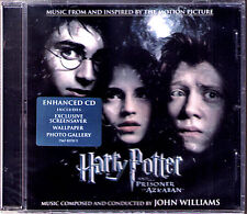 HARRY POTTER And the Prisoner of Azkaban John Williams OST Soundtrack CD Neu OVP