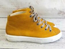 Paul Green  High Top Sneaker gr 40,5 Curry M50