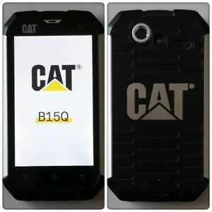 CAT B15Q Rugged Smartphone (Unlocked).
