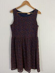 Gorman Printed Dress Size 12