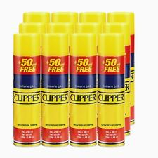 More details for clipper universal high quality butane gas lighter refill fluid 300ml fuel