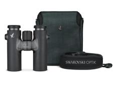 Swarovski CL Companion Field Pro 10 x 30 B Binoculars Anthracite Wild Nature Kit