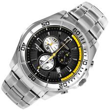 Orologio CITIZEN Uomo ref. AN7100-50E acciaio con cronografo e datario wr 100 m