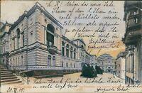 Ansichtskarte Baden-Baden Das Friedrichs- und Kaiserin Augustusbad 1905(Nr.9642)