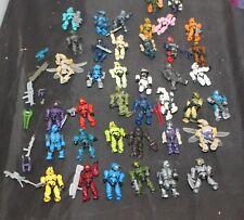 Mega Bloks Halo Minifig / Weapon Lot Minifigures