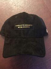 Charlotte Hornets New Era NBA Trucker Team 9Twenty Cap Hat NWT Adjustable