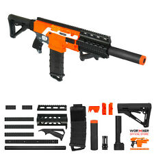 Worker MOD F10555 P416 Imitation Kit 3D Printing Combo for STRYFE Modified Toy