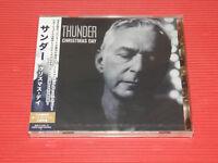 2017 JAPAN CD THUNDER Christmas Day with 2 Bonus Tracks for Japan Only (total 6)