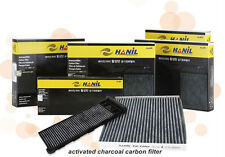 Charcoal activated carbon cabin air filter For Chevrolet  Trax (2013~on)