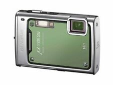 Olympus Waterproof Digital Camera u1030Sw (Mu) Metal Green u1030Sw Grn
