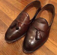 Allen Edmonds Acheson Tassel Loafers 7 EEE