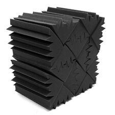 8pcs Corner Bass Trap Acoustic Panel Studio Sound Absorption Foam Enclosures Us
