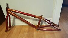 CUSTOM PAINTED CYCLECRAFT BMX CRUISER WITH 20mm ELEVEN FORK BEAUTIFUL PAINT