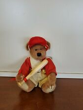 New ListingBoyds Bears Baseball Fan Red Hat The Archive Collection Series w/ Tag & Bat