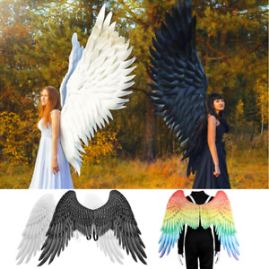 Angel Wings Cosplay For Halloween Devil Big Large 3D Wings Kids & Adults Costume
