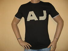 NEW WITH TAGS AUTHENTIC BLACK ARMANI SHORT SLEEVE FITTED T-SHIRT XX/LARGE 40/42