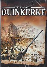 Duinkerke    Nieuwe dvd in seal.  WO II (War, Oorlog, Documentaire, Dunkirk )