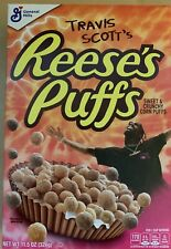 10 Boxes Travis Scott X Reese's Puffs Cereal Brand New Sealed Boxes