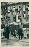Ansichtskarte Leipzig Hotel International   (Nr.9616)