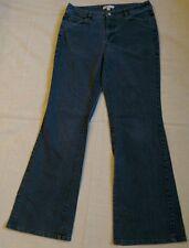 Cabi Women's Boot Cut Jeans Size 8 Gray Wash Inseam 31