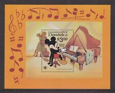 DOMINICA MNH STAMP SHEET DISNEY 1979 MICKEY MOUSE YEAR OF THE CHILD