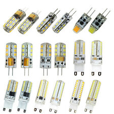 G4 G9 LED Ampoule Remplacer Silicone Capsule Lampe 3014SMD 12V Warmweiß Kaltweiß