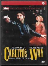 Carlito's Way (1993) DVD