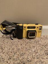 MINOLTA Weathermatic DUAL 35 Underwater Film Camera W/ Strap Great Condition!