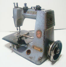 Vtg Singer 240K13 Sewing Machine Small Industrial Blue Head Only Simanco Rare!
