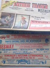 The Antique Trader Magazine The Elvgren Girls July 5, 1989 091717nonrh2