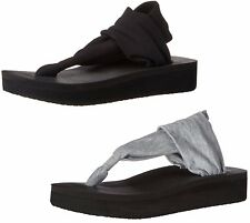 Sanuk Women's Yoga Sling Wedge Sandal