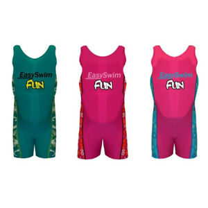 Easy Swim Children Kids Safety Float Swimming Costume suit Wetsuit