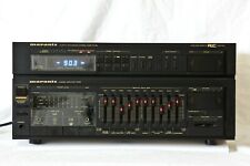 "Marantz Quartz Synthesized Stereo Tuner St150  "" Stereo Amplifier Pm150 """