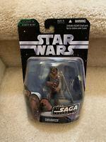 "Star Wars 3.75"" Saga Collection #005 Chewbacca Episode VI"