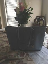 Michael Kors Jet Set Large Top Zip Saffiano Leather Tote - Lugagge