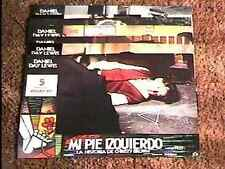 MY LEFT FOOT SPAN LOBBY CARD SET OF 8 DANIEL DAY LEWIS