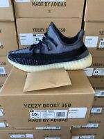 adidas Yeezy Boost 350 V2 Carbon Asriel FZ5000 100% Authentic Ships Quick!