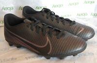 Nike Vapor 13 Club FG/MG Black/Black Soccer Cleats AT7968-010 Men's Mercurial
