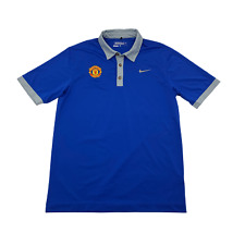 Manchester United Nike golf polo size S