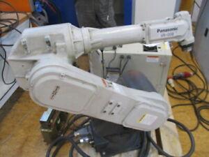 Schweißroboter Panasonic VR-008   G II   E-008