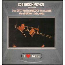 Bob Brookmeyer Lp Vinile Bob Brookmeyer And Friends / CBS 21123 Nuovo