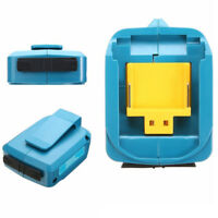 USB Power Charging Adapter für Makita ADP05 BL1415/1430/1445/1815/1830 14,4-18V