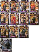 #01b Avengers Hasbro Marvel Action Figure Choose: Infinity War, Endgame Hulk