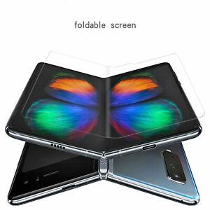 Samsung Galaxy Fold 1 main screen&Front&Back TPU Screen Protector Film