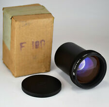 NEAR EXC! RUSSIAN USSR OKP1-100-1 CINEMA PROJECTION LENS f1.8/100, BOXED (2)