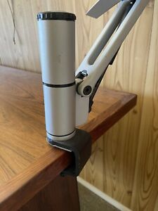 Atdec Spacedec Adjustable Monitor Mount with Stabilus lift-o-mat Gas Strut