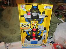 Fisher Price Imaginext Batcave DC Super Friends New Batman Transforming joker
