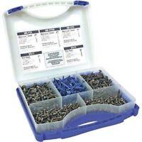 Kreg SK03 Pocket-Hole Screw Kit in 5 Sizes