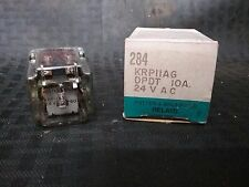 Potter And Brumfield KRP11AG, 8 Pin Relay **New**