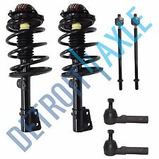 Caravan Voyager Town & Country 6pc Complete Ready Front Struts & Suspension Kit